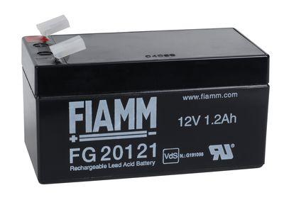 Batterie 12V 6AH AC200 - DTK20024 - D-Tek