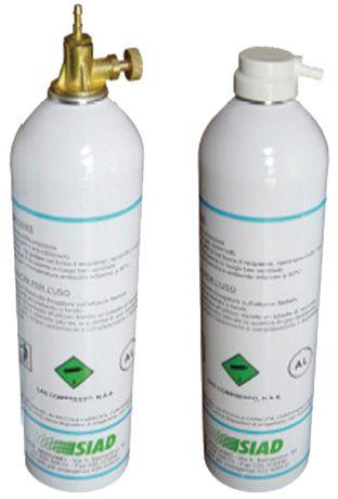 Bouteilles 1 litre de test gaz - D-Tek