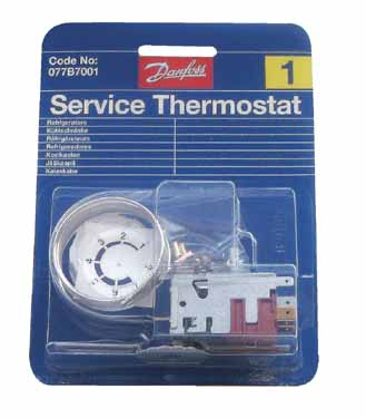 THERMOSTAT N°1 077B0814 - RVB201001 - DANFOSS