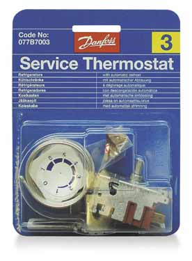 THERMOSTAT N°3 077B6232 - RVB201003 - DANFOSS