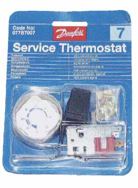 THERMOSTAT N°7 077B3005 - RVB201007 - DANFOSS