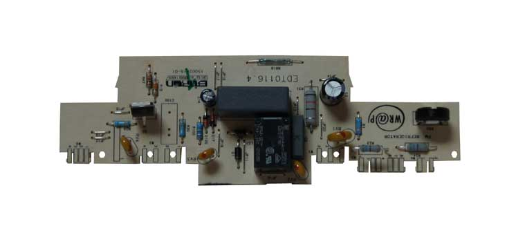 CARTE THERMOSTAT EDT0116.4 C00193613 - RVB099623 - INDESIT