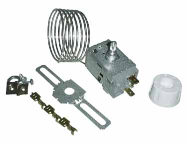 THERMOSTAT W1 A011001 - RVB201051 - WHIRLPOOL