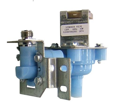 Électrovanne universelle 1 voie 110V compatible Whirlpool 4318047