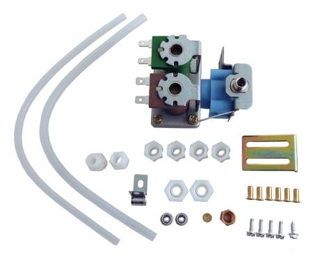 Électrovanne 2 voies 110V compatible Whirlpool 4318046 - SUPCO
