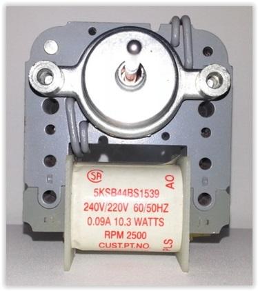 VENTILATEUR EVAPORATEUR 220V - M&CO - COMPATIBLE GE WR80X0248