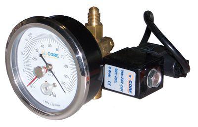 Electrovanne 1/4 + vacuo pour pompe 03009022 Core Equipment