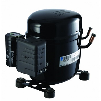 Compresseur hermétique piston BP monophasé R404a 230V Tecumseh