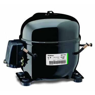 Compresseur hermétique monophasé R404a 230v - NEK 6217GK - Embraco