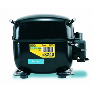 Compresseur hermétique BP-HP monophasé R134a - TL5G - Danfoss