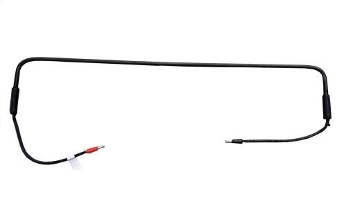 Résistance dégivrage métal tubulaire 53cm 220V pour Whirlpool