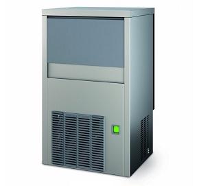 MACHINE A GLAÇONS CREUX AVEC RESERVE - CH 25-4KG W - EUROFRED