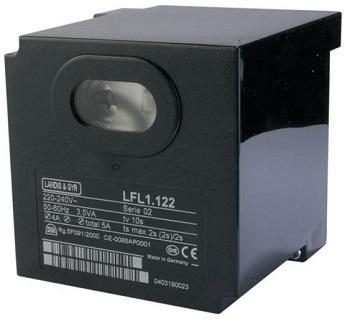 RELAIS GAZ LFL 1.638 - REL15123 - SIEMENS