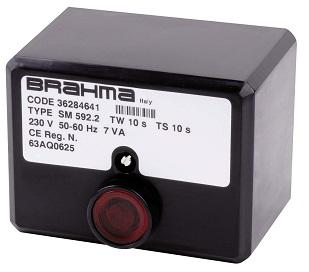 Relais gaz SM 592.2 - 36283301 - Brahma