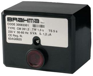 Relais gaz CM 391.2 10.5 - 30084621 - Brahma