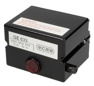 Relais gaz GE 735 - REL35114 - Ecee
