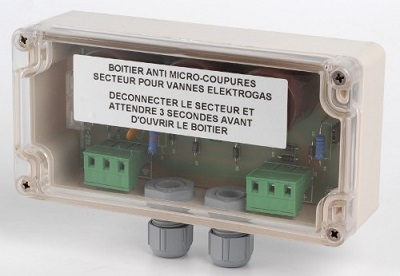 Boîtier anti micro-coupure 45w et plus - ELK50003 - Elektrogas
