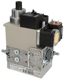 GasMultiBloc® électrovanne de sécurité - Série MBDLE - Dungs