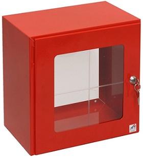 Coffrets de sécurité pour vanne gaz - Elektrogas