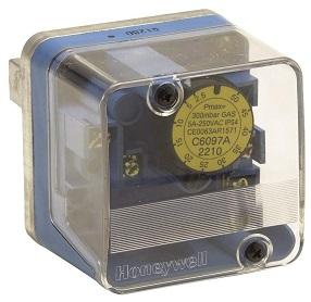 Pressostat air / gaz C 6045 D 1043 - HON32110 - Honeywell