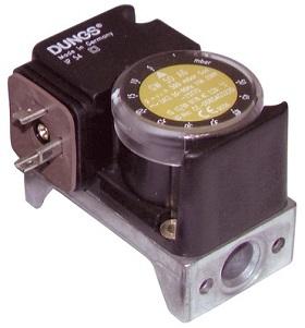 Pressostats gaz compact - Série GW - Dungs
