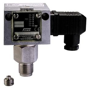 Pressostat / Détecteur de pression - Série DWR - Honeywell