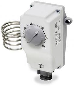 Thermostats et aquastats étanches - TG