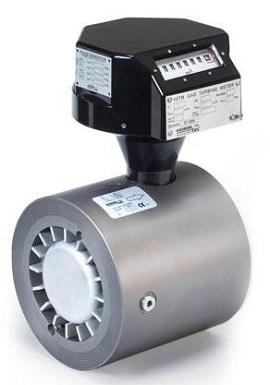 Compteur de gaz à turbine IGTM-WT - Vemm-Tec