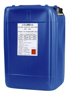 Antigel qualité sanitaire 20L - PRO60022 - Chimeco