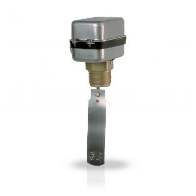 Contrôleur de débit pour liquides avec palette en acier inox