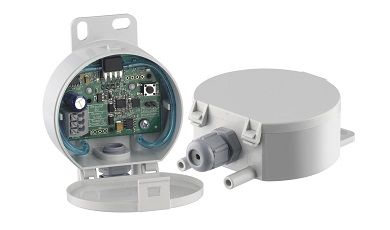 Transmetteur de pression 0 - 1 mbar 982R623706 - Beck