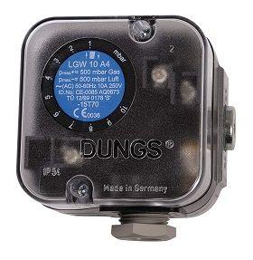 Pressostats air - Série LGW - Dungs