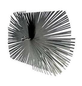 Hérissons de ramonage rectangulaire en acier
