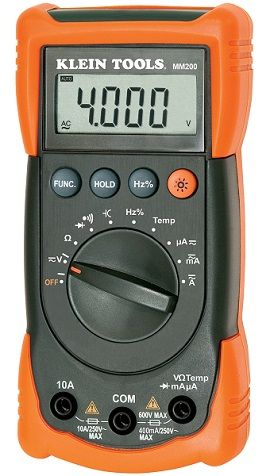Multimètre automatique MM400 - MES40008 - Klein Tools