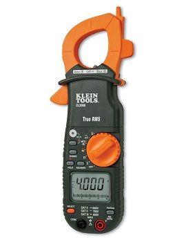 Pince ampèremétrique AC/DC + température CL2000 - Klein Tools