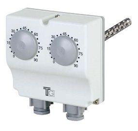 Airstats pour générateurs d\'air chaud - TG