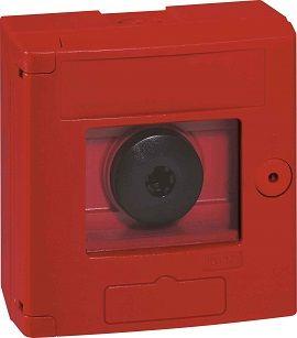 Boîtier rouge déclencheur - ELK50070 - Elektrogas