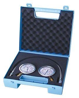Coffret manomètre fioul - MES15004 - Preciman