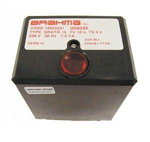 Relais gaz SR3 TR15 18025201 - REL45111 - Brahma