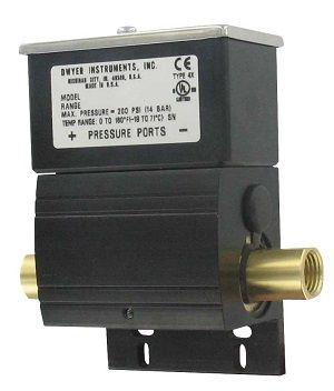 Transmetteur de pression différentielle - Série DX - Dwyer