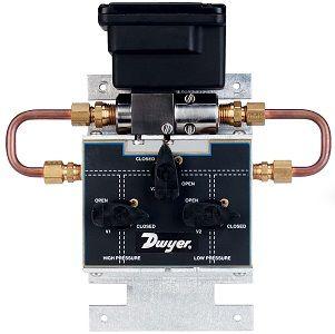 Transmetteur de pression différentielle liquides - Série 645 - Dwyer