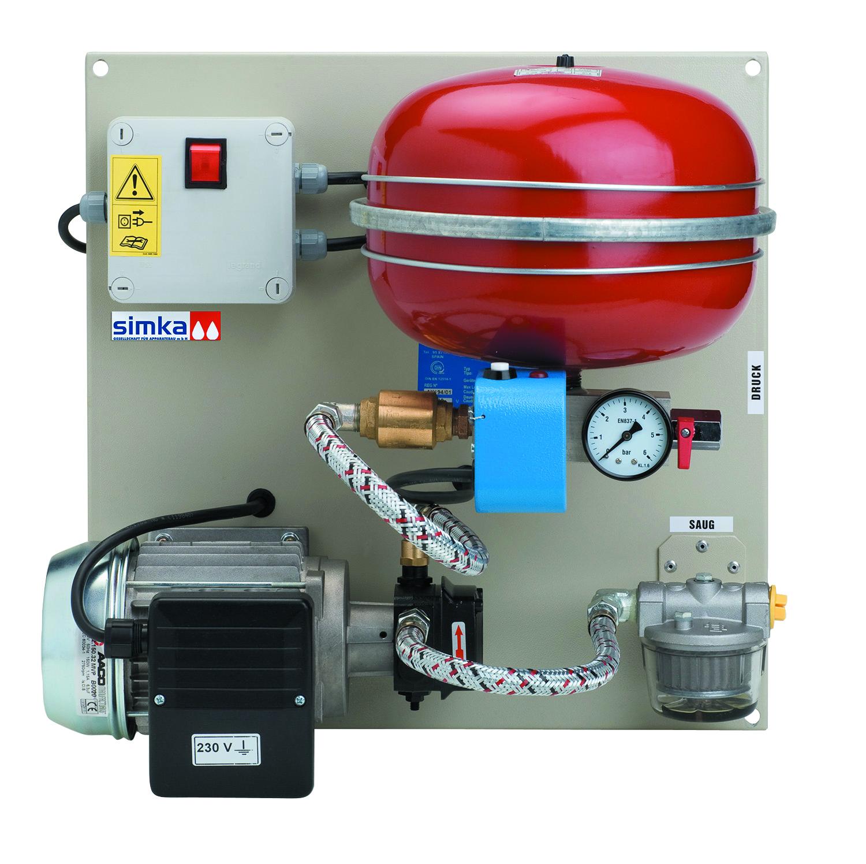 Groupe de pression DWA-120 - ALI05065 - Inpro Group