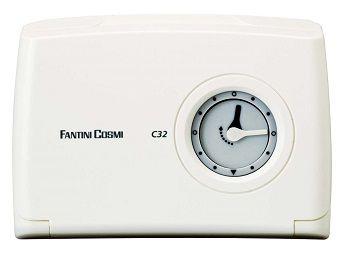 Chrono-thermostat à programme journalier - C32 - Fantini Cosmi