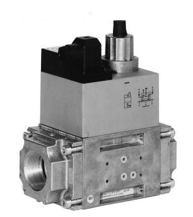 Bloc vanne gaz DMV-DLE 507/11 - 222332 - Dungs
