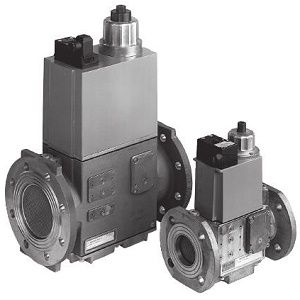 Bloc vanne gaz DMV-DLE 5100/12 IP54 - Dungs