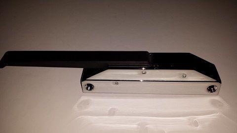 POIGNÉE PORTE SÉRIE G-880 PVC ENTREAXE DE 104 MM - FAJOTA