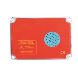 Alarme sonore avec flash 12v FS012M - DTK20006 - D-TEK