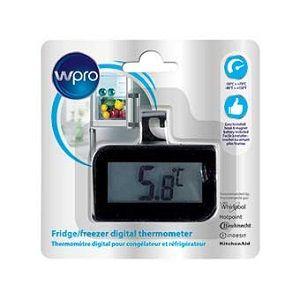 Thermomètre digital pour frigo / congélateur - 484000008622 - WPRO
