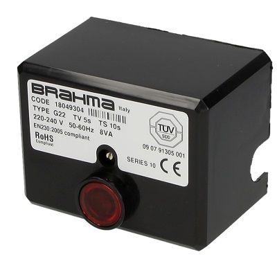 Boîtier relais G22 - 18049304 - Brahma