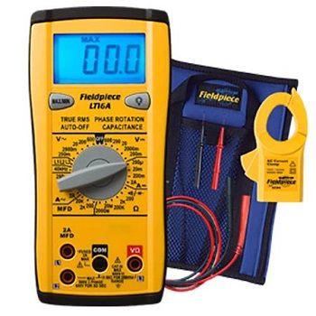 Multimètre numérique LT16A - COP60010 - Fieldpiece